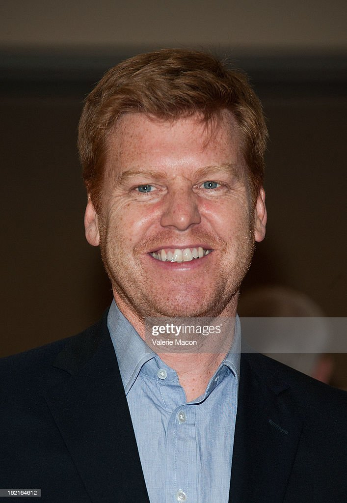 John Kahrs attends The Academy Of Motion Picture Arts And Sciences Presents Oscar Celebrates: Shorts at AMPAS Samuel Goldwyn Theater on February 19, 2013 in Beverly Hills, California.