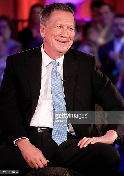 COVERAGE John Kasich Town Hall Pictured John Kasich