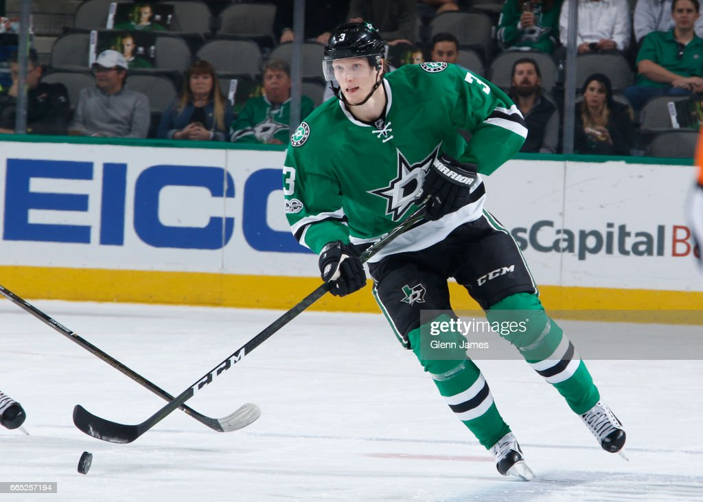 Honka shares many of the offensive talents are John Klingberg (GettyImages)