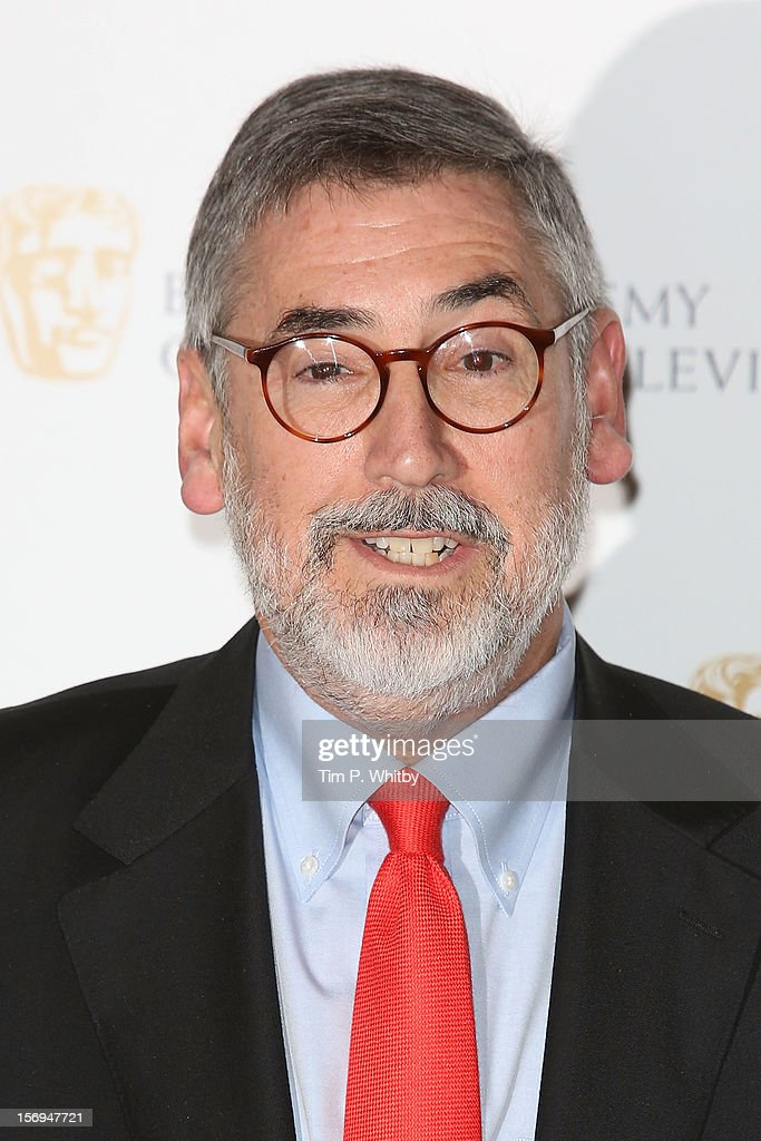 John Landis poses for a photograph in the press room at the British Academy Children's Awards at London Hilton on November 25, 2012 in London, England.