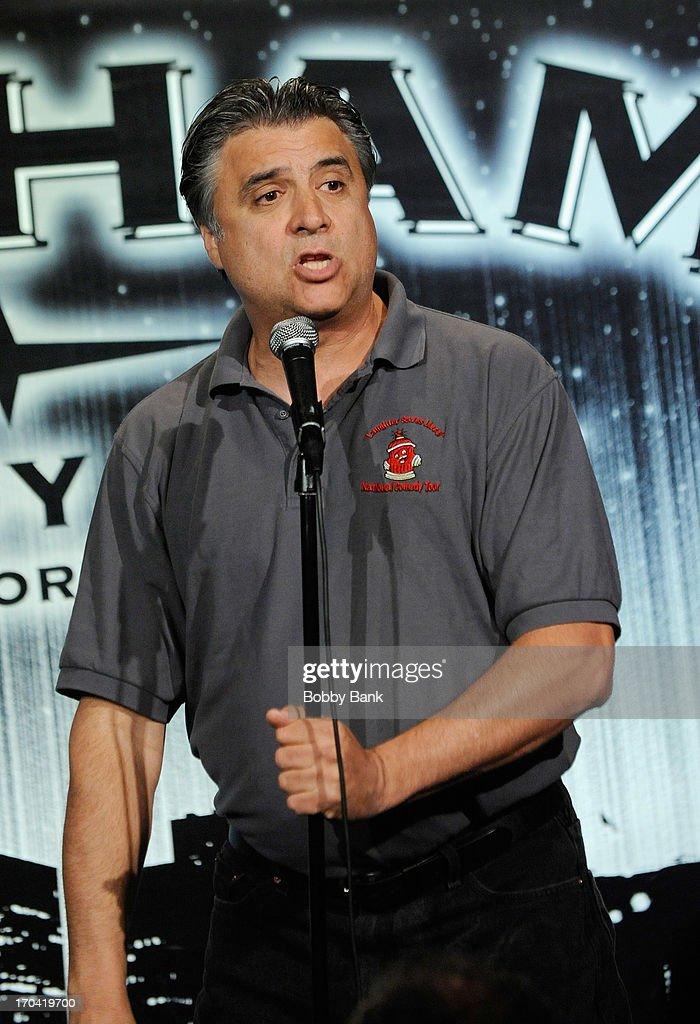 John Larocchia attends Laughter Saves Lives Comedy Night to Benefit The Tribute 9/11 Visitor Center at Gotham Comedy Club on June 12, 2013 in New York City.