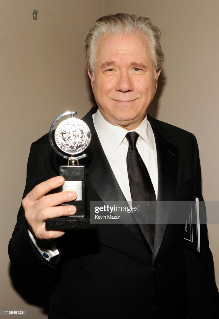 John Larroquette attends the 65th Annual Tony Awards at the Beacon Theatre on June 12 2011 in New York City
