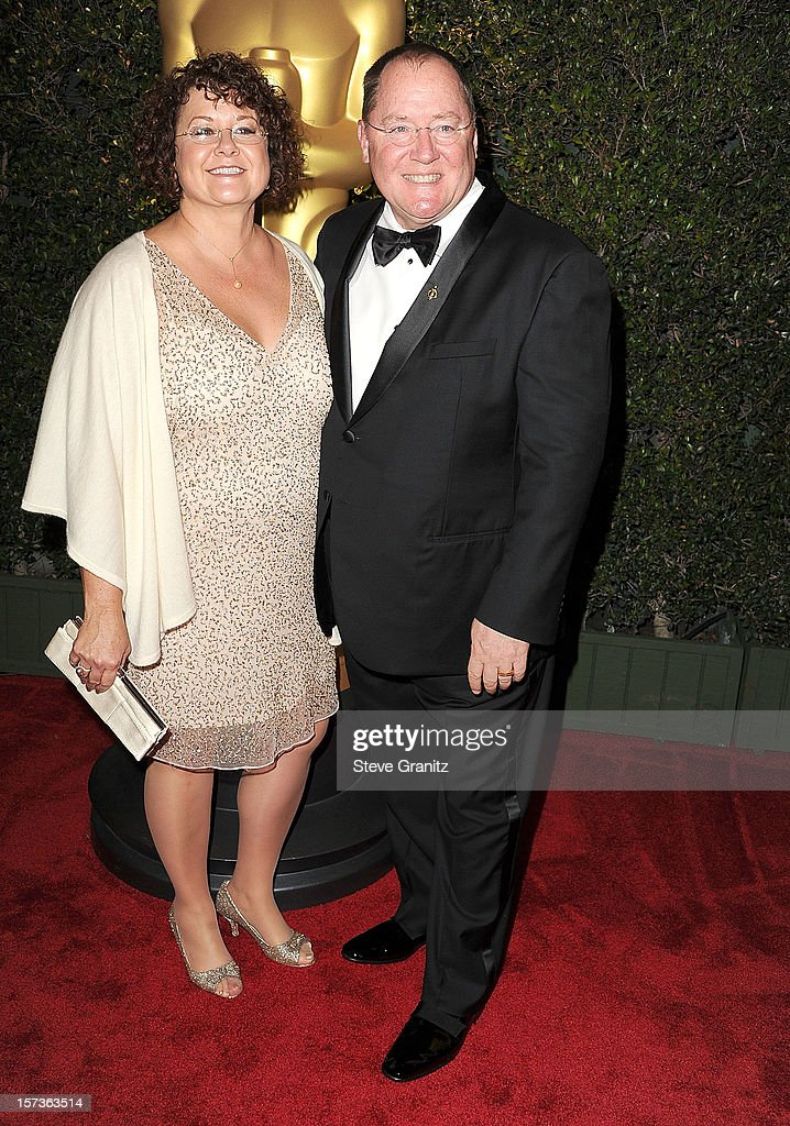<a gi-track='captionPersonalityLinkClicked' href=/galleries/search?phrase=John+Lasseter&family=editorial&specificpeople=224003 ng-click='$event.stopPropagation()'>John Lasseter</a> arrives at the The Academy Of Motion Pictures Arts And Sciences' Governors Awards at The Ray Dolby Ballroom at Hollywood & Highland Center on December 1, 2012 in Hollywood, California.