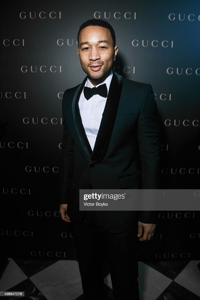 <a gi-track='captionPersonalityLinkClicked' href=/galleries/search?phrase=John+Legend&family=editorial&specificpeople=201468 ng-click='$event.stopPropagation()'>John Legend</a> attends Gucci Dinner Party hosted in Volkhonka Mansion on November 13, 2014 in Moscow, Russia.