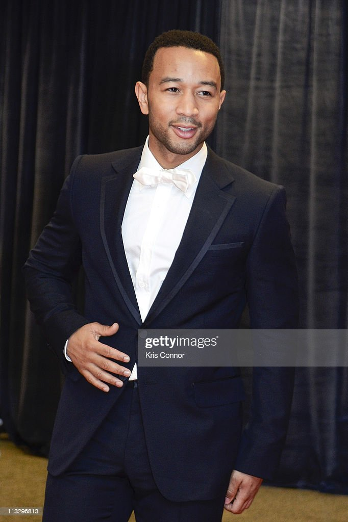 <a gi-track='captionPersonalityLinkClicked' href=/galleries/search?phrase=John+Legend&family=editorial&specificpeople=201468 ng-click='$event.stopPropagation()'>John Legend</a> attends the 2011 White House Correspondents' Association Dinner at the Washington Hilton on April 30, 2011 in Washington, DC.
