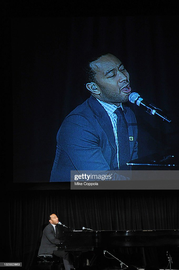 <a gi-track='captionPersonalityLinkClicked' href=/galleries/search?phrase=John+Legend&family=editorial&specificpeople=201468 ng-click='$event.stopPropagation()'>John Legend</a> performs at the International Rescue Committee's Annual Freedom Award benefit at the Waldorf Astoria Hotel on November 9, 2011 in New York City.
