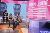 John Legend visits BET's '106 Park' at BET Studios on April 17 2013 in New York City