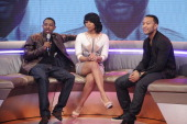 John Legend visits BET's '106 Park' at BET Studios on May 6 2013 in New York City