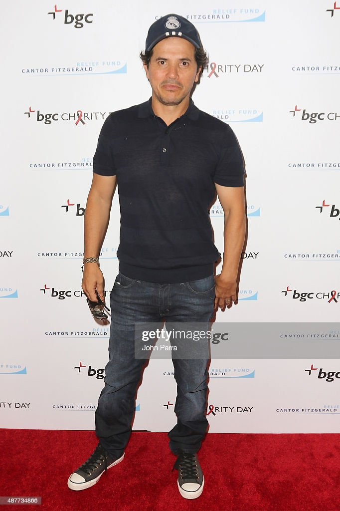 <a gi-track='captionPersonalityLinkClicked' href=/galleries/search?phrase=John+Leguizamo&family=editorial&specificpeople=167163 ng-click='$event.stopPropagation()'>John Leguizamo</a> attends Annual Charity Day hosted by Cantor Fitzgerald and BGC at BGC Partners, INC on September 11, 2015 in New York City.