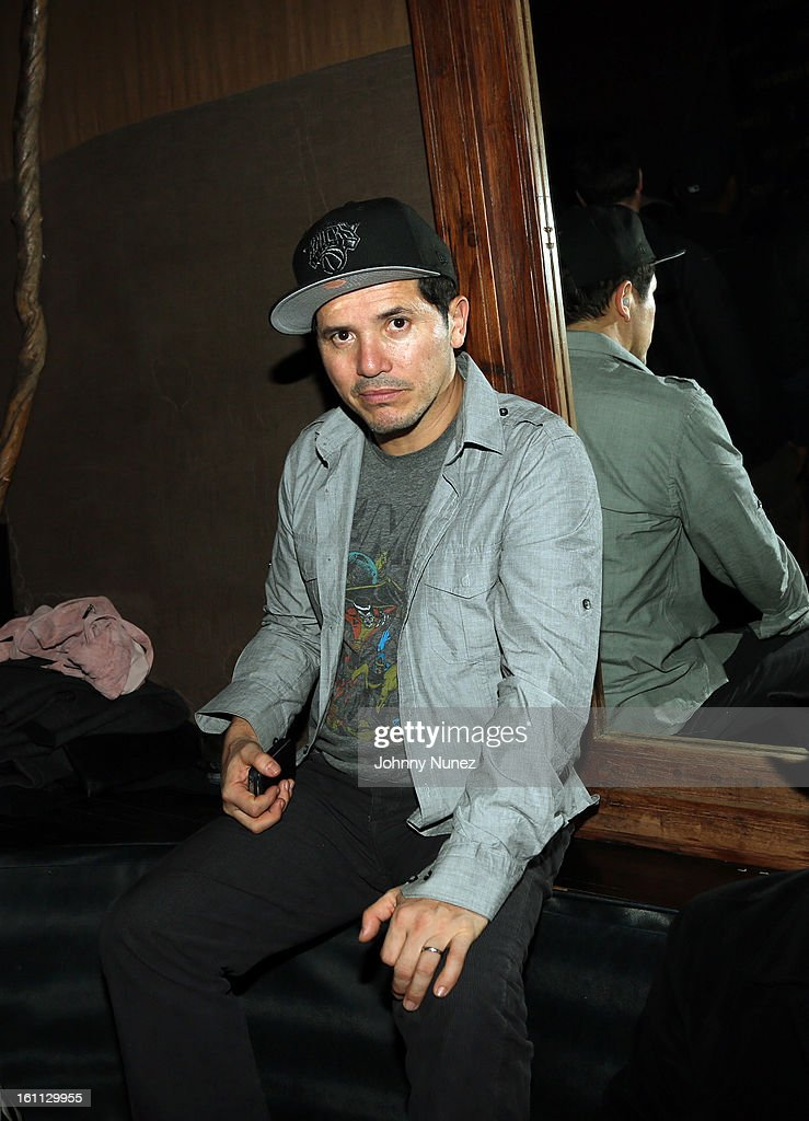 <a gi-track='captionPersonalityLinkClicked' href=/galleries/search?phrase=John+Leguizamo&family=editorial&specificpeople=167163 ng-click='$event.stopPropagation()'>John Leguizamo</a> attends the after party for 'An Evening Celebrating Nas,' presented by Hennessy VS at Hyde Lounge on February 8, 2013, in West Hollywood, California.