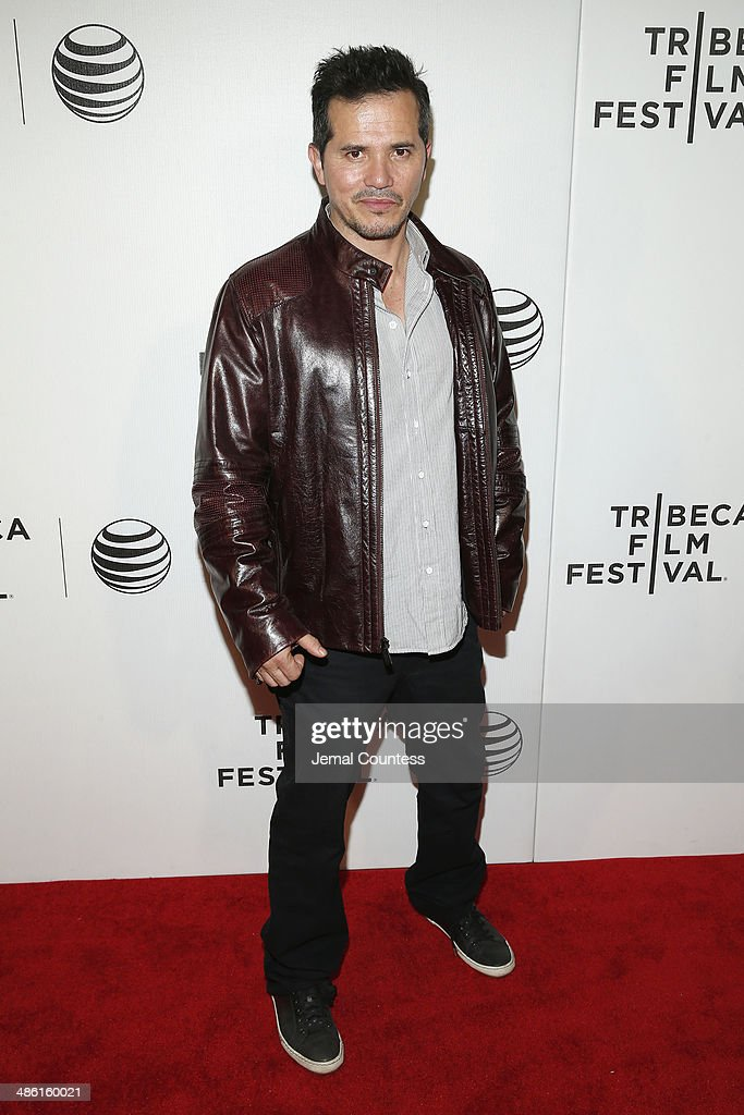 <a gi-track='captionPersonalityLinkClicked' href=/galleries/search?phrase=John+Leguizamo&family=editorial&specificpeople=167163 ng-click='$event.stopPropagation()'>John Leguizamo</a> attends the 'Chef' Premiere during the 2014 Tribeca Film Festival at BMCC Tribeca PAC on April 22, 2014 in New York City.