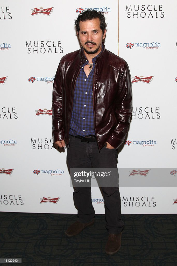 John Leguizamo attends the 'Muscle Shoals' New York screening at Landmark Sunshine Cinemas on September 19, 2013 in New York City.