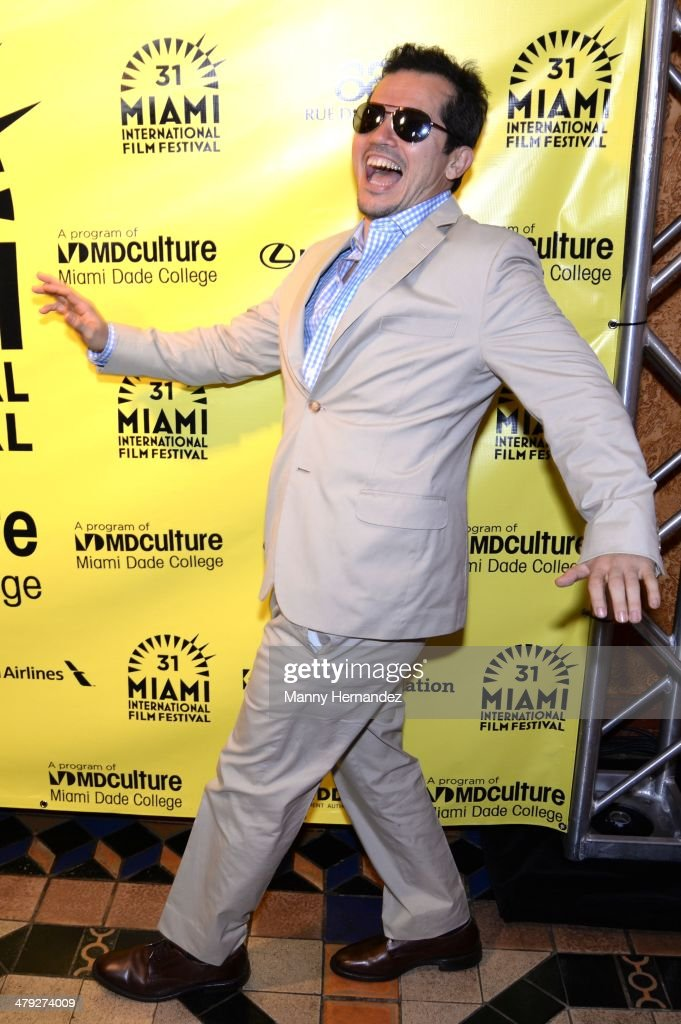<a gi-track='captionPersonalityLinkClicked' href=/galleries/search?phrase=John+Leguizamo&family=editorial&specificpeople=167163 ng-click='$event.stopPropagation()'>John Leguizamo</a> attends the screening of 'Open Windows' during the 2014 Miami International Film Festival at Gusman Center for the Performing Arts on March 16, 2014 in Miami, Florida.