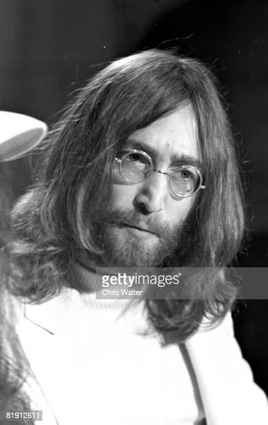 John Lennon 1969 Chris Walter