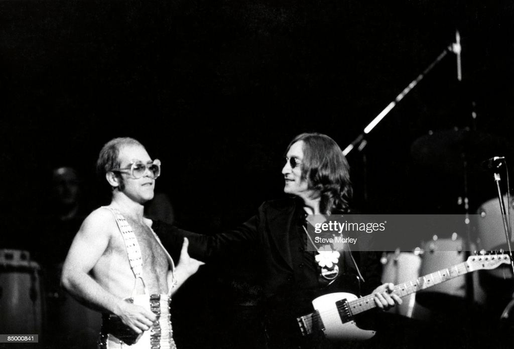 John Lennon made his last ever live stage appearance on 28th November 1974, joining Elton John for three songs at Madison Square Garden