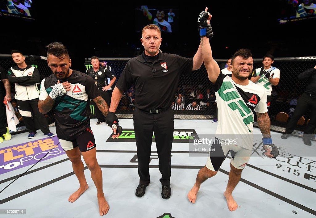 UFC 191: Johnson v Dodson 2