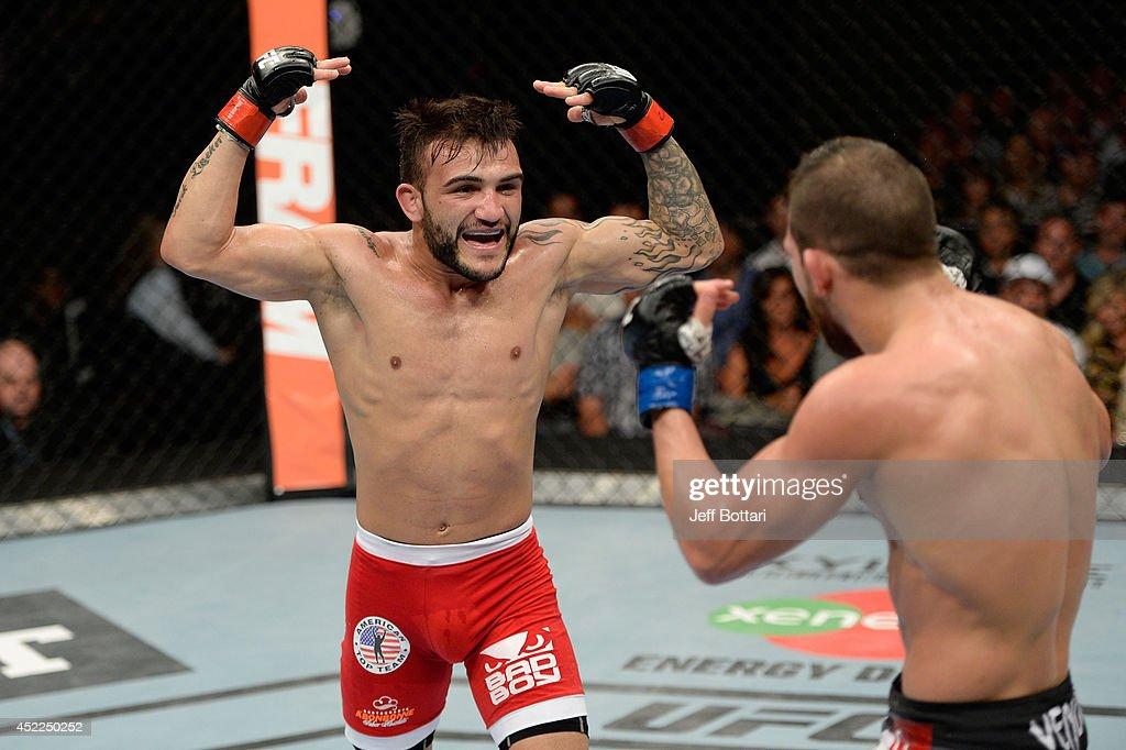 UFC Fight Night - Cerrone v Miller