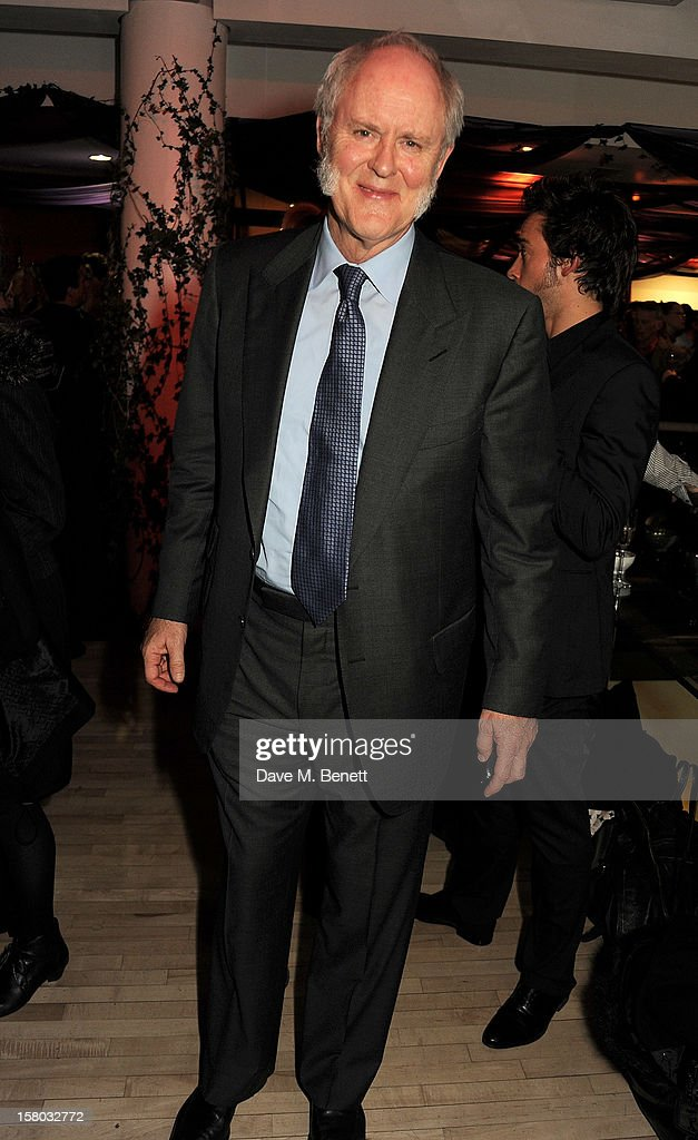 <a gi-track='captionPersonalityLinkClicked' href=/galleries/search?phrase=John+Lithgow&family=editorial&specificpeople=202537 ng-click='$event.stopPropagation()'>John Lithgow</a> attends an after party following the press night performance of Matthew Bourne's Sleeping Beauty at Sadler's Wells Theatre on December 9, 2012 in London, England.