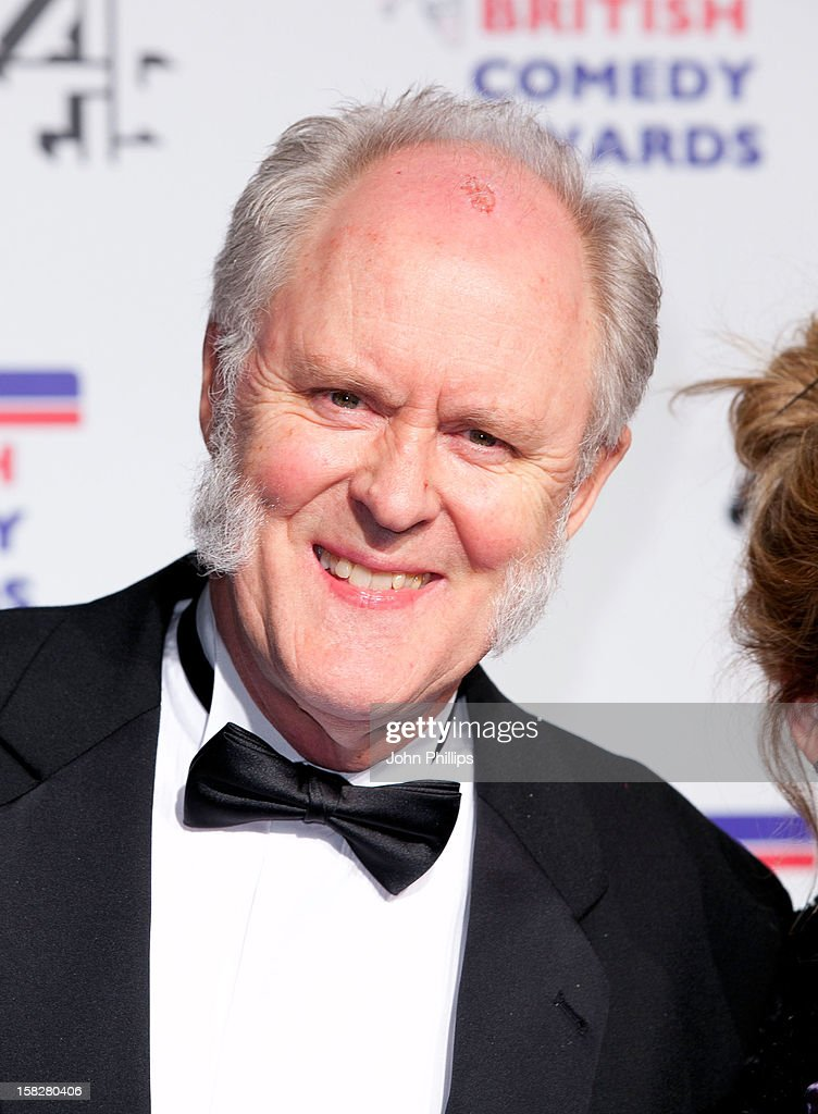 <a gi-track='captionPersonalityLinkClicked' href=/galleries/search?phrase=John+Lithgow&family=editorial&specificpeople=202537 ng-click='$event.stopPropagation()'>John Lithgow</a> attends the British Comedy Awards at Fountain Studios on December 12, 2012 in London, England.