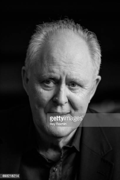 John Lithgow attends the Gucci The Cinema Society host a screening of roadside attractions 'Beatriz At Dinner' at Metrograph on June 6 2017 in New...