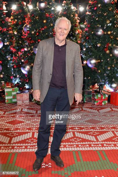 John Lithgow attends the UK Premiere of 'Daddy's Home 2' at Vue West End on November 16 2017 in London England