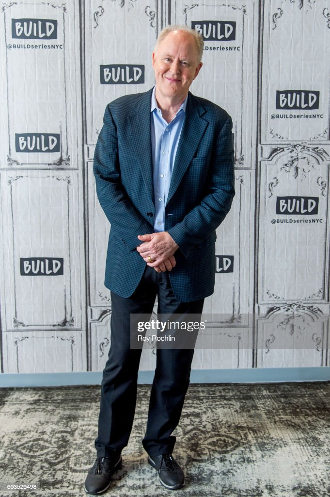 John Lithgow discusses 'Beatriz At Dinner' with the Build Series at Build Studio on June 7, 2017 in New York City.