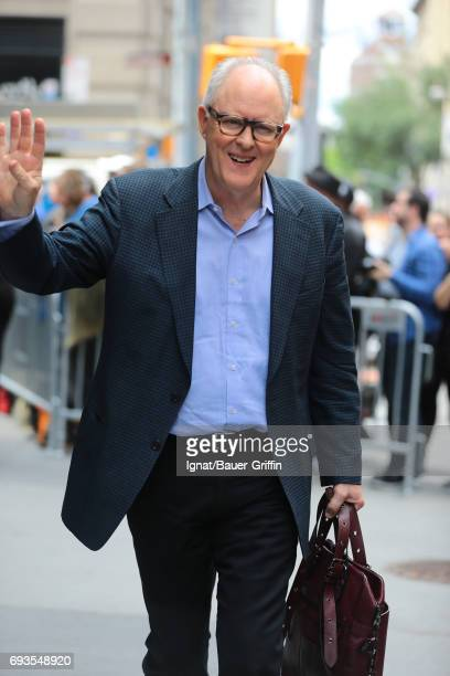 John Lithgow is seen on June 07 2017 in New York City
