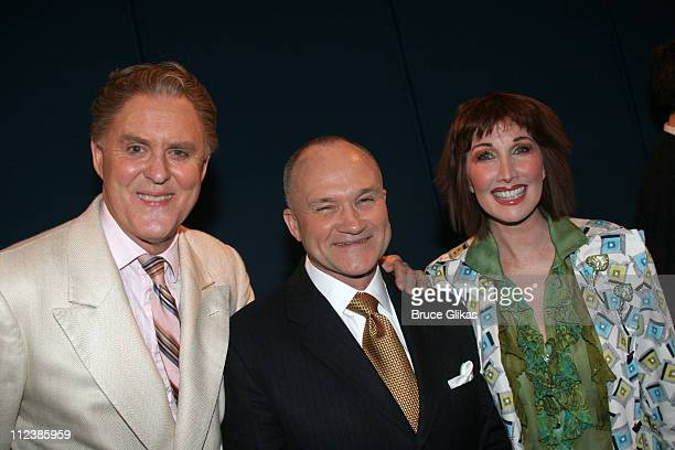 John Lithgow NYPD Commissioner Raymond W Kelly and Joanna Gleason **EXCLUSIVE COVERAGE**