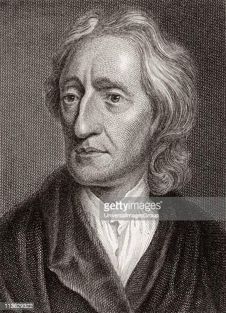 John Locke 1632 to 1704 English philosopher