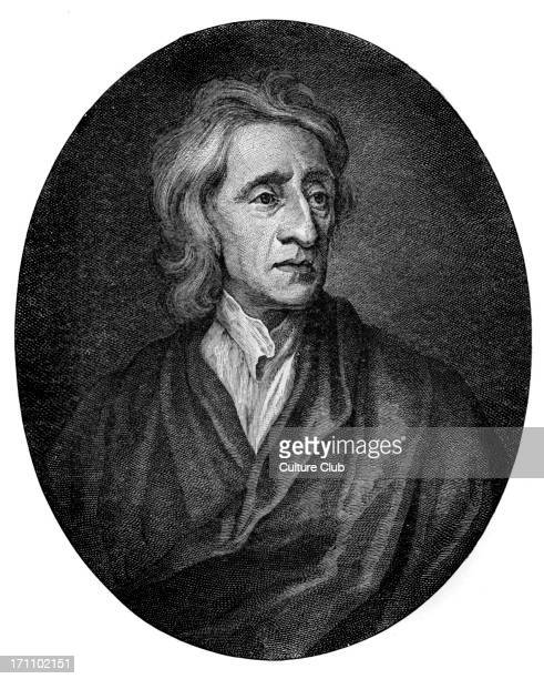 John Locke Vertue's engraving of a picture by Sir Godfrey Kneller English philosopher 1632 1704