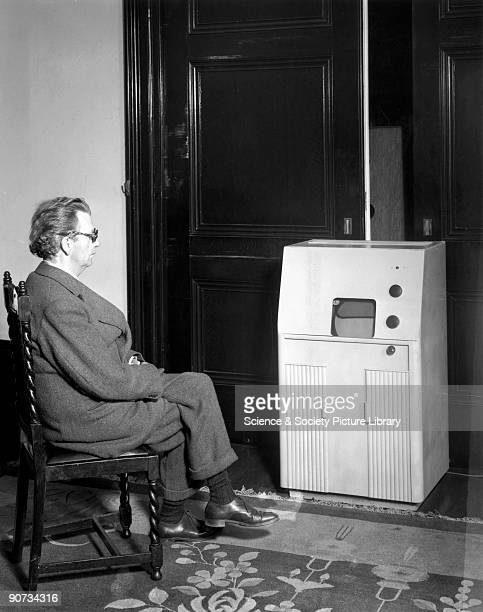 John Logie Baird television pioneer August 1942 After a serious illness in 1922 Baird devoted himself to experimentation and developed a crude TV...