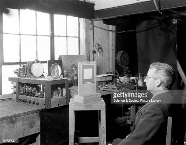 John Logie Baird television pioneer December 1942 After a serious illness in 1922 Baird devoted himself to experimentation and developed a crude TV...