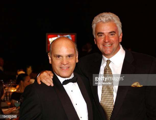 John Loughlin President of TV Guide and John O'Hurley