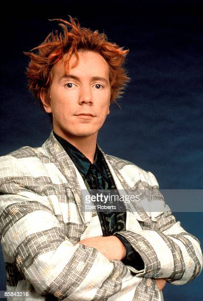Photo of John LYDON and PUBLIC IMAGE LTD and PIL and Johnny ROTTEN John Lydon