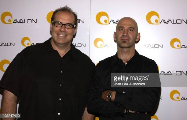 John Lyons and Steve Adelman owners Avalon Hollywood