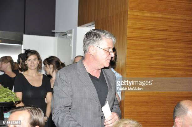 John Lyons attends EDIBLE SCHOOLYARD NEW YORK Summer Solstice Dinner Hosted by LELA ROSE and ALICE WATERS at Home of Lela Rose and Brandon Jones on...