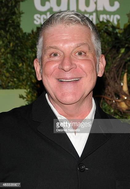 John Lyons attends the 2014 Edibile Schoolyard NYC Spring Gala at 23 Wall Street on April 7 2014 in New York City