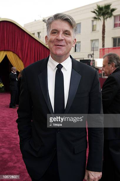 John Lyons of Focus features during The 77th Annual Academy Awards Executive Arrivals at Kodak Theatre in Hollywood California United States