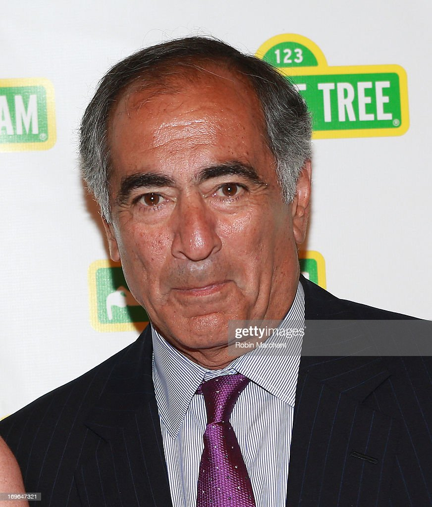 John Mack attends 11th Annual Sesame Street Workshop Benefit Gala at Cipriani 42nd Street on May 29, 2013 in New York City.