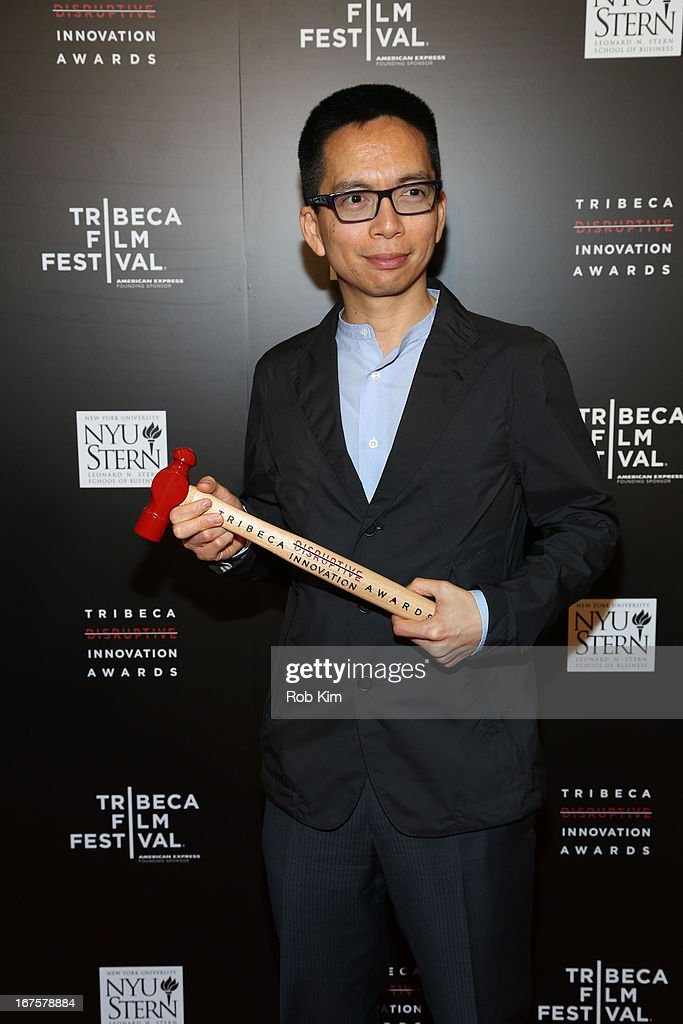 John Maeda attends Tribeca Disruptive Innovation Awards on April 26, 2013 in New York City.