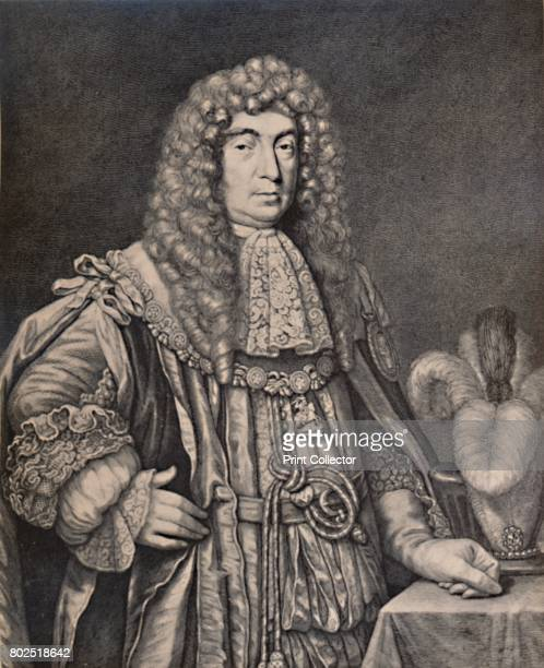 John Maitland Duke of Lauderdale Scottish politician and supporter of Charles II late 17th or early 18th century From A Collection of Engraved...