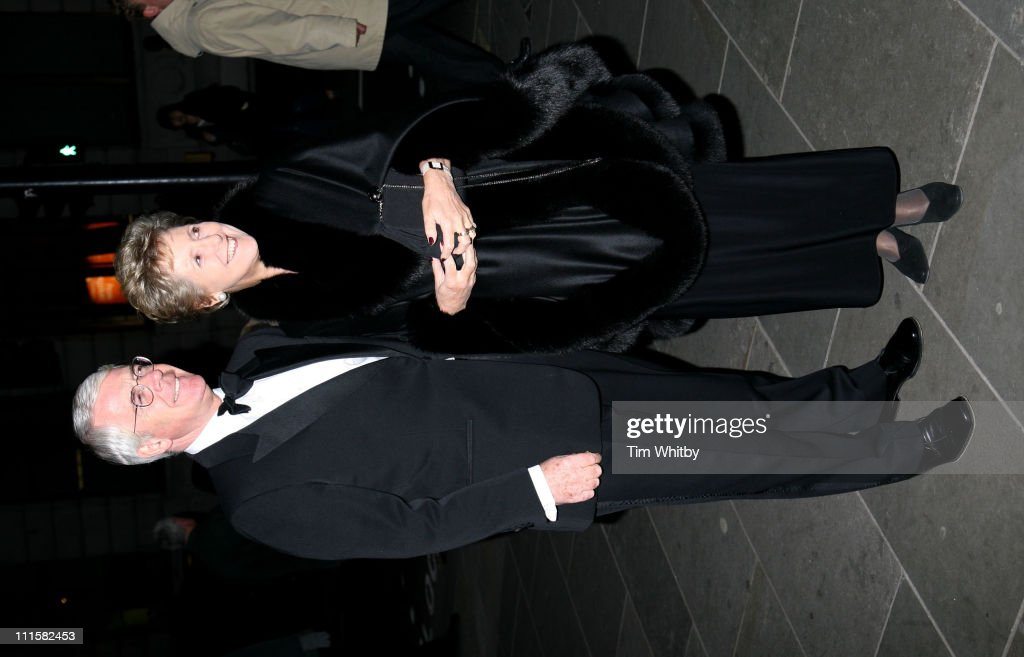 John Major and Norma Major during National Portrait Gallery 150th Anniversary Gala at National Portrait Gallery in London Great Britain