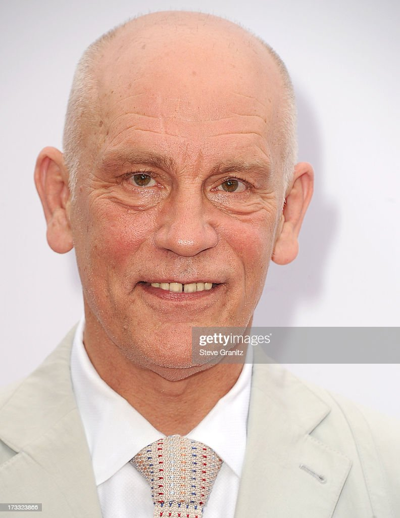 John Malkovich arrives at the 'RED 2' - Los Angeles Premiere at Westwood Village on July 11, 2013 in Los Angeles, California.