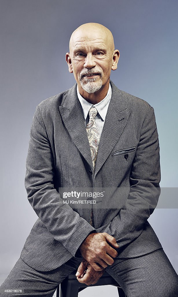 <a gi-track='captionPersonalityLinkClicked' href=/galleries/search?phrase=John+Malkovich&family=editorial&specificpeople=208819 ng-click='$event.stopPropagation()'>John Malkovich</a> poses for a portrait at the Getty Images Portrait Studio powered by Samsung Galaxy at Comic-Con International 2014 on July 24, 2014 in San Diego, California.