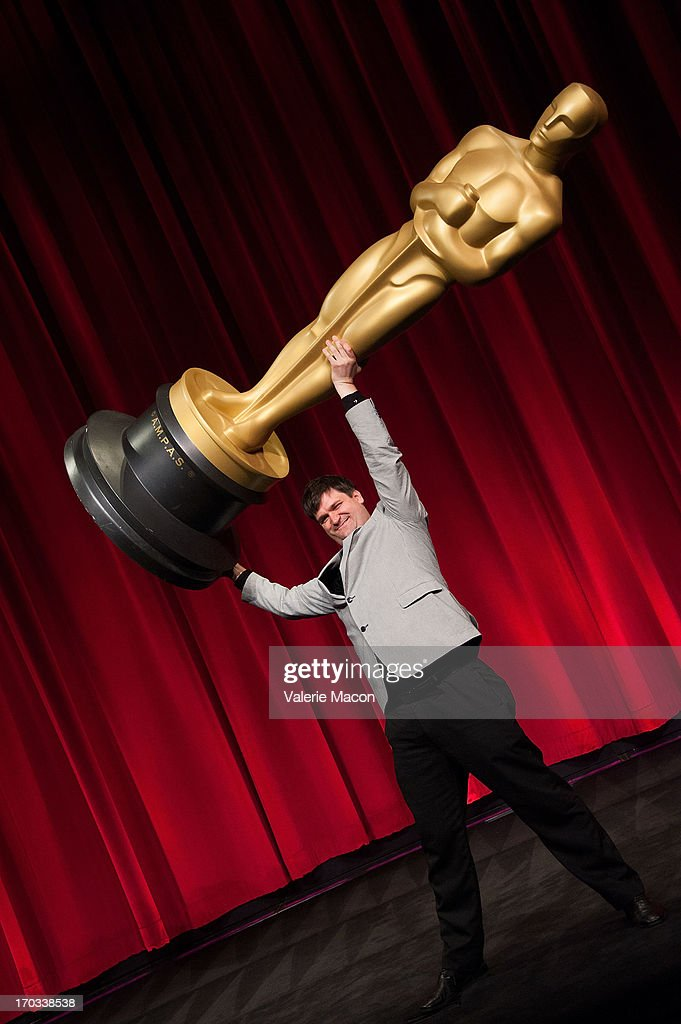John Mattiuzzi attends The Academy Of Motion Picture Arts And Sciences' 40th Annual Student Academy Awards Ceremony at AMPAS Samuel Goldwyn Theater on June 8, 2013 in Beverly Hills, California.