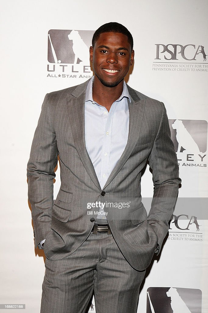 John Mayberry attends the 6th Annual Utley All-Star Animals Casino Night to benefit the Pennsylvania SPCA at The Electric Factory May 15, 2013 in Philadelphia, Pennsylvania.