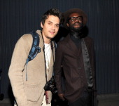 John Mayer and Gary Clark Jr attend 'The Night That Changed America A GRAMMY Salute To The Beatles' at Los Angeles Convention Center on January 27...