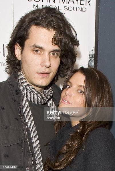 John Mayer and Jessica Simpson *EXCLUSIVE*