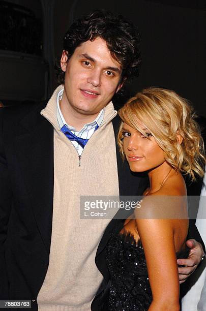 John Mayer and Jessica Simpson