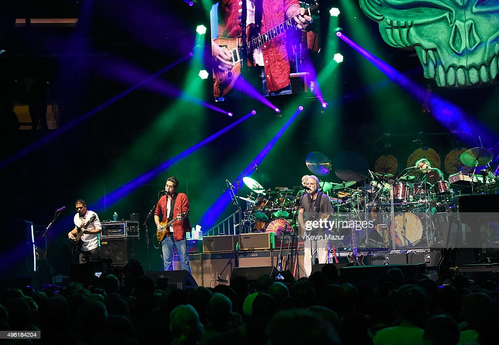 American Express Presents: AMEX UNSTAGED Featuring Dead & Company Directed By Brett Ratner